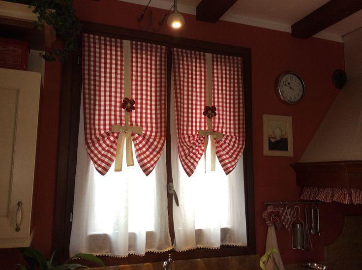 Oltre 25 fantastiche idee su tende della finestra della for Finestre moderne della fattoria