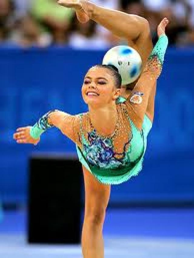 62 best Rhythmic gymnastics images on Pinterest | Rhythmic ... Alina Kabaeva Gymnastics