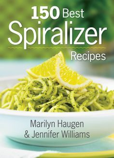 Spiralizer Recipes You'll Want To Try ASAP