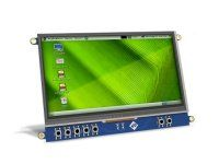 """7"""" LCD Cape for Beagle Bone Black - Touch Display"""