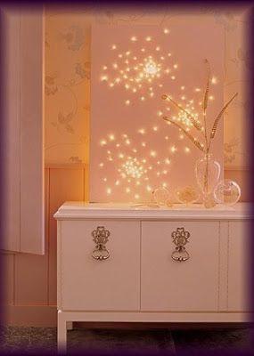 Starlight... Starbright GermaniDecor TipsTricks DIY crafting home decor, so cool, so easy!