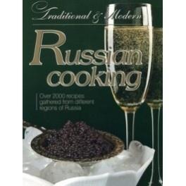 Kuchnia rosyjska. Wersja angielska  Russian cooking