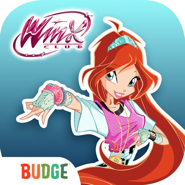Winx Club: Rocks the World Kids App  The Winx fairies need your help to spread magic across all the worlds of the Magic Dimension and make their shows more fantastic than ever! Unlock cool rewards to make exciting tour posters, and rock out to Winx Club songs along the way!
