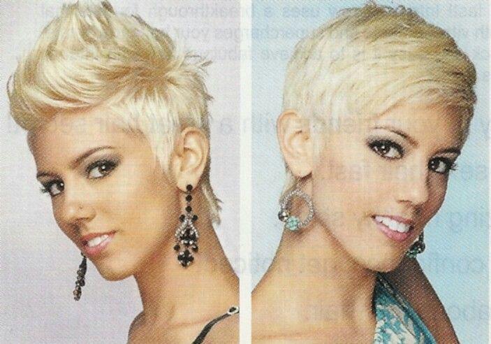 Hair Styles- Short