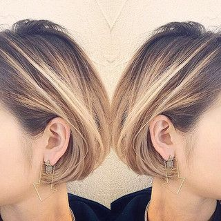 YUMIKO TAKADAさんのヘアスナップ