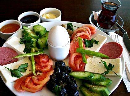 turkish breakfast..