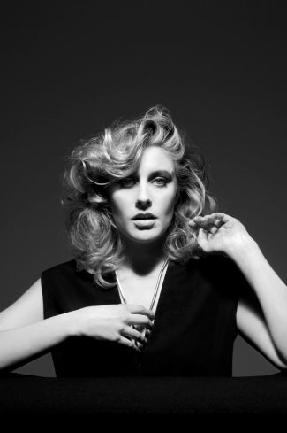 """TIME's Best Portraits of 2013 - LightBoxGreta Gerwig. From """"Leap Year,"""" May 13, 2013 issue."""