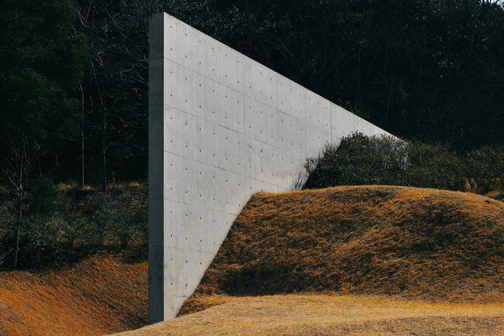 Lee Ufan Museum. Naoshima Kagawa Prefecture