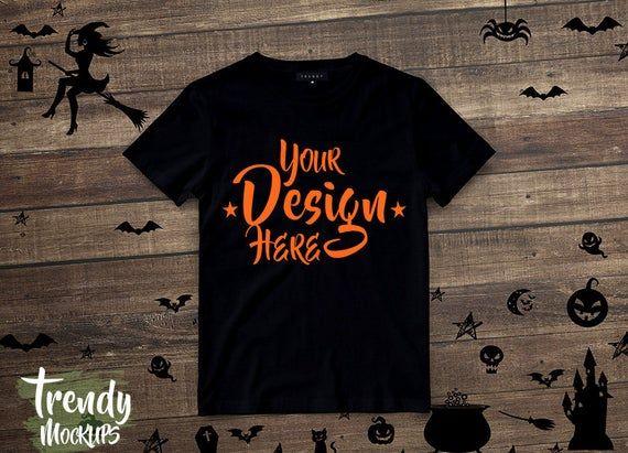 Download Halloween Mockup Halloween Tshirt Black Unisex Tshirt Mockup Tshirt Mockup Halloween Mockup Fall Mockup Tshirt Design Tshirt Mockup Mockup Tshirt Designs