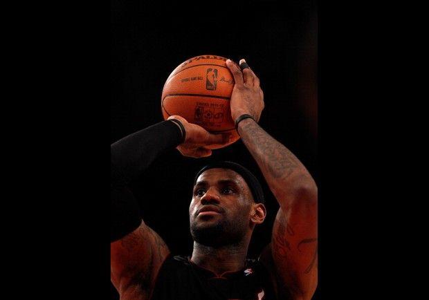 #4 LeBron James