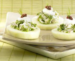 Appelhapje met haring - Colruyt Culinair