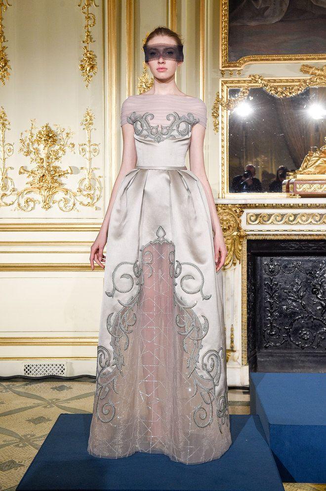 Robe de mariée Rami Al Ali Haute Couture printemps-été 2016