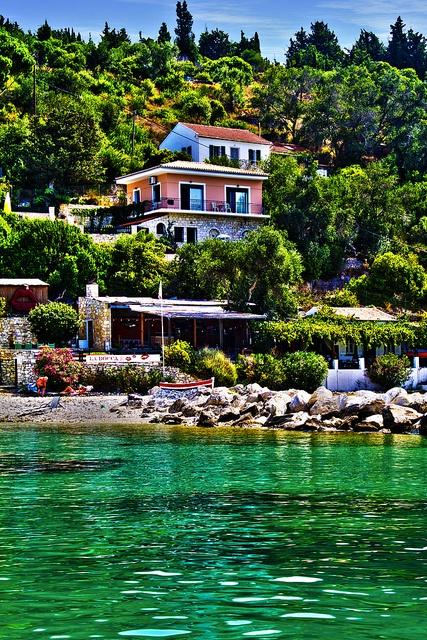 Paxos, Greece. Ionian Islands