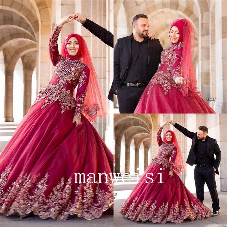 De bedste 25 arabiske brudekjoler Idéer kun på Pinterest-3324