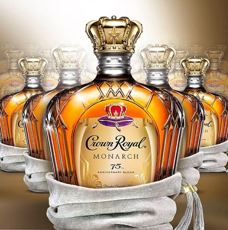 Crown Royal Monarch 75 Anniversary Edition