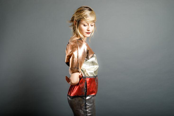 http://www.inais.ro/  #inais #inaisbysimiz #simizfashion #women #foil #folio #golden #silver #red #gold #copper #metallic #accents #metal #clothes #romania #romaniandesign #designer #handmade #handmadeeffects #dipdye #flashyoutfit #metallicoutfit #summer #spring #fall #winter #fashion #highend #inaisbasescu