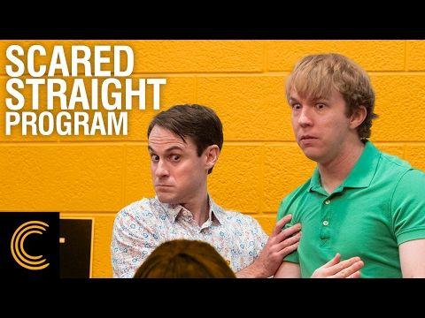 Scared Straight Program- Studio C
