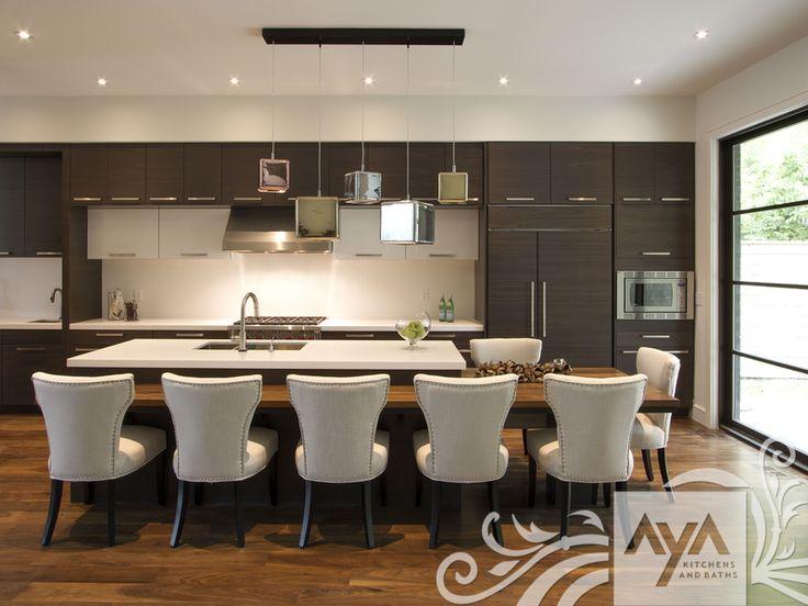 aya kitchens canadian kitchen and bath cabinetry manufacturer kitchen design professionals cirrus slate grey walnut and broadway white high g