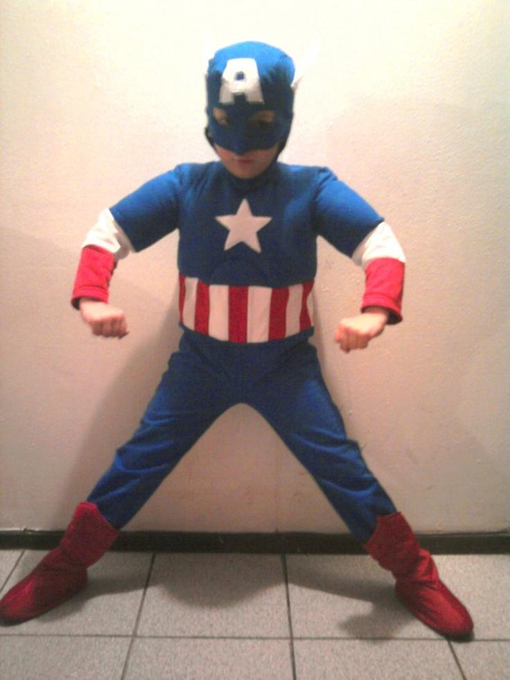 Disfraz Capitan America Francoland