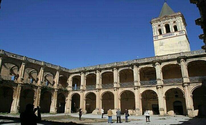 San Jerónimo de Buenavista, de monasterio a lazareto, imprenta, cebadero, cementerio, fábrica… y centro cívico
