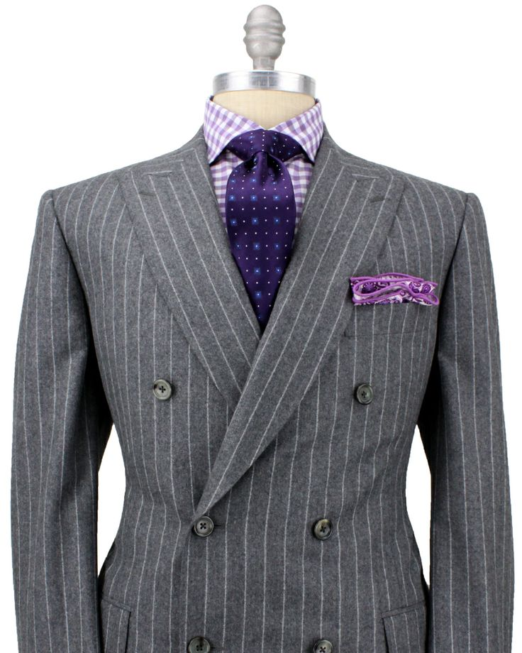 17 Best ideas about Double Breasted Suit on Pinterest | Mens suits ...
