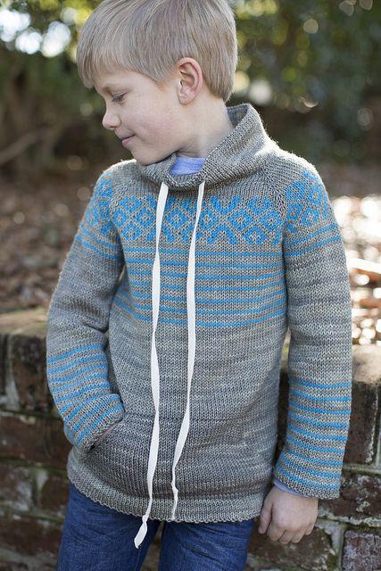 Ravelry: Brochan Sweater pattern by Kate Oates