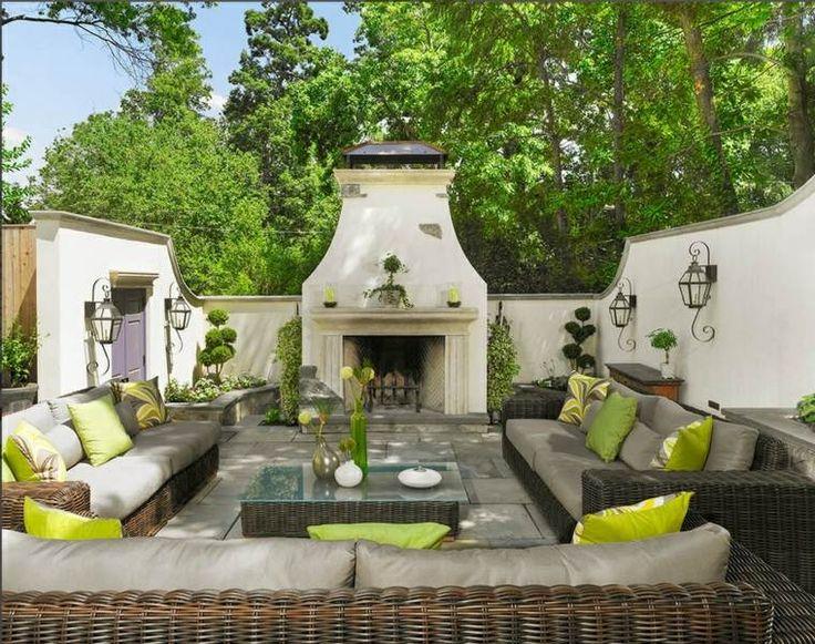 terrasses et jardins salons de jardin et canaps douillets