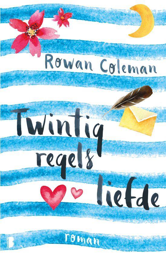 (B)(2016) Tip van Tessa, het is zonder meer de moeite waard: Twintig regels liefde - Rowan Coleman (Marion) Tijdens haar nachtdiensten schrijft verpleegkundige Stella brieven voor haar patiënten. Daarin vertellen ze aan hun geliefden over hun gedachten, hun gevoelens, en over hun laatste wens. https://tessaheitmeijer.com/2016/03/23/recensie-twintig-regels-liefde/