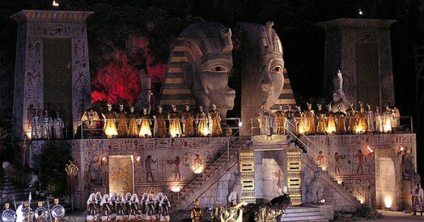 Aida (G.Verdi) - Aida (G.Verdi) --- #Theaterkompass #Theater #Theatre #Schauspiel #Tanztheater #Ballett #Oper #Musiktheater #Bühnenbau #Bühnenbild #Scénographie #Bühne #Stage #Set