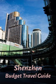 A pedestrian crossing on Shennan Road in Luohu, Shenzhen. Find out more about the richest and most modern city in China in this budget travel guide.