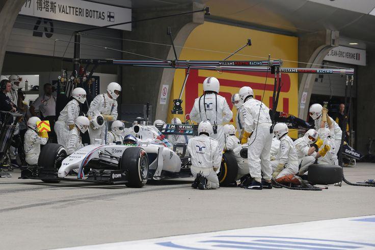 Felipe Massa China 2014