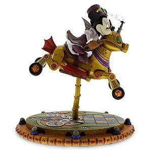 Minnie Mouse Steam Punk Figure - King Arthur Carrousel - Fantasyland $95.00