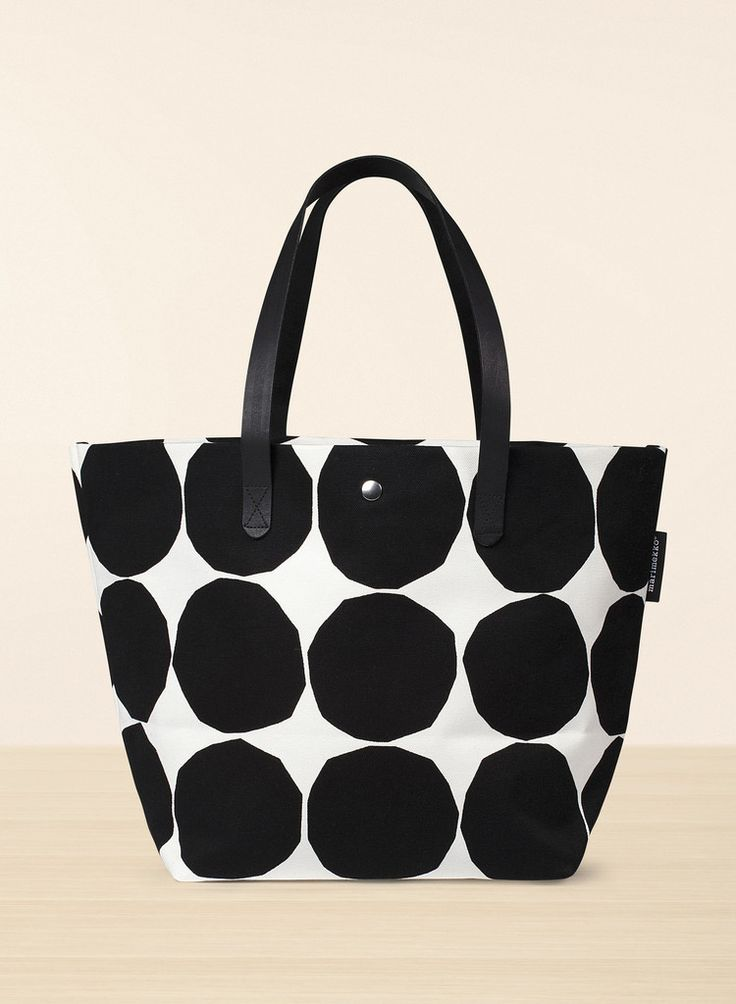 PIENET KIVET MARIT BAG BLACK/WHITE