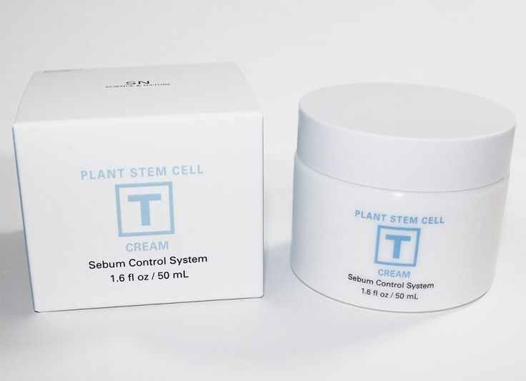 PLANT STEM CELL T CREAM sebum control system 90ml (for oily & blemish skin type) | PLANT STEM CELL T CREAM sebum control system 50ml (for oily & blemish skin type) #sciencenature