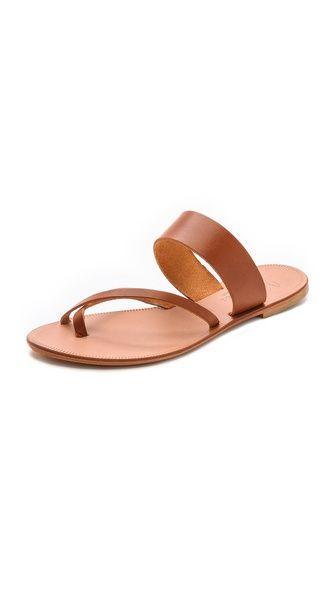A La Plage La Celle Sandals