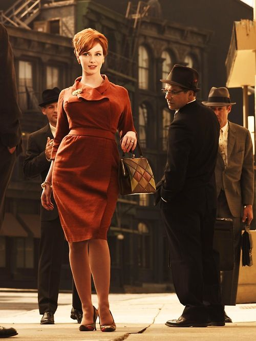 Mad Men - Joan (Christina Hendricks)