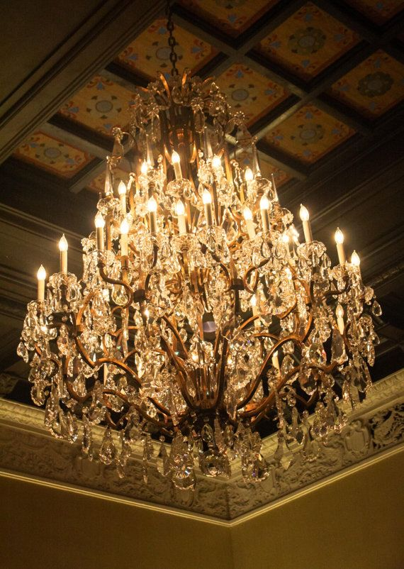 Chicago Photography Hollywood Glam Chandelier By Rebeccaplotnick