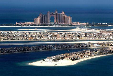 Dubai's Atlantis said to seek refinancing of $880m loan