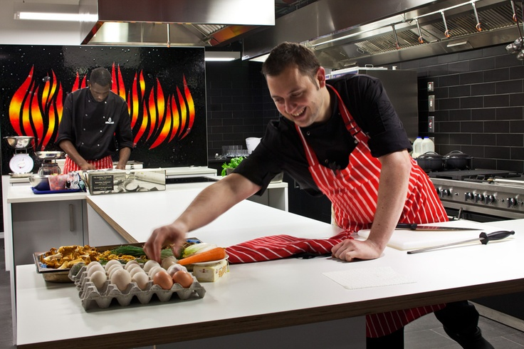 Learn to Cook with Brigade's Cook School
