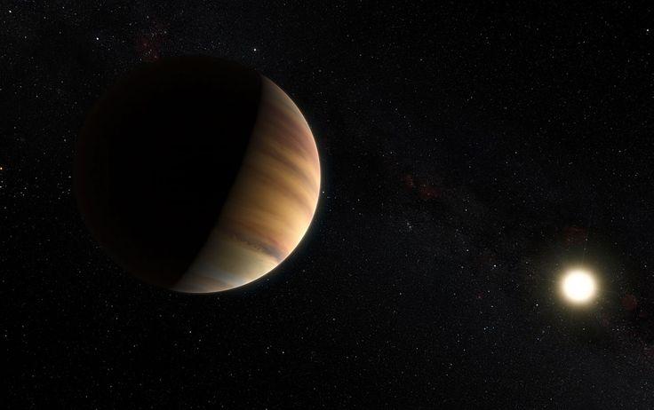 Equipa liderada por Jorge Martins do Instituto de Astrofísica e Ciências do Espaço (IA) e da Universidade do Porto astrónomos detetaram pela primeira vez de forma direta o espectro visível refletido por um exoplaneta.