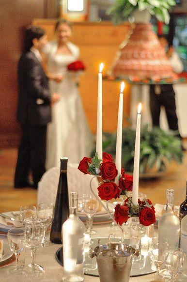 Centrotavola candeliere