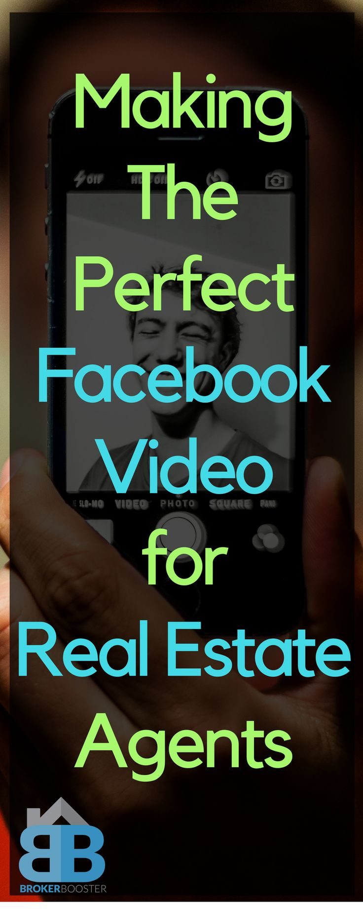 Making The Perfect Facebook Video for Real Estate Agents - #realestate #realtor #broker #realestatebroker #realestateagent #realestatemarketing #realestatevideo #facebookvideos #facebook #realestateblog
