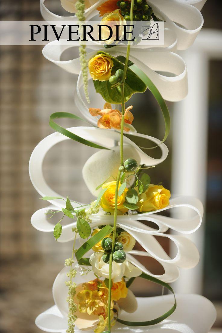 Formation Grands Décors Evénementiels - 3 jours #eventdecoration #formation #fleurs