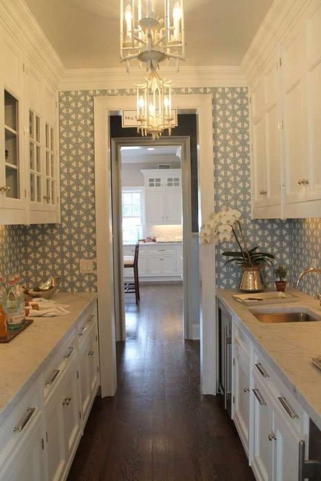Galley Kitchen Remodel Ideas Small