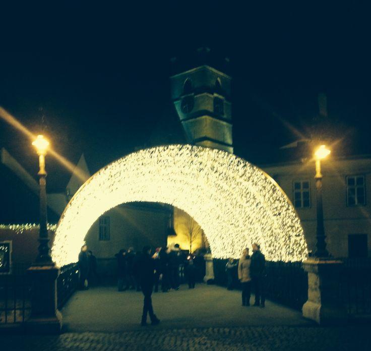 Bridge of lies,  Sibiu