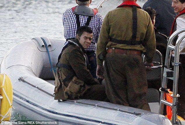 ВИДЕО: Солист One Direction впервые в кино