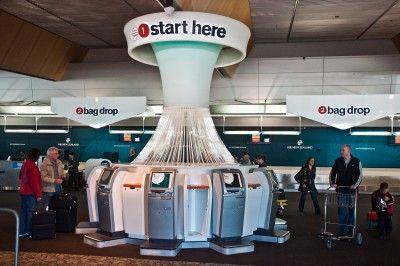 Air New Zealand permite deja pasagerilor săi să-şi cântărească, identifice şi să-şi livreze bagajul.