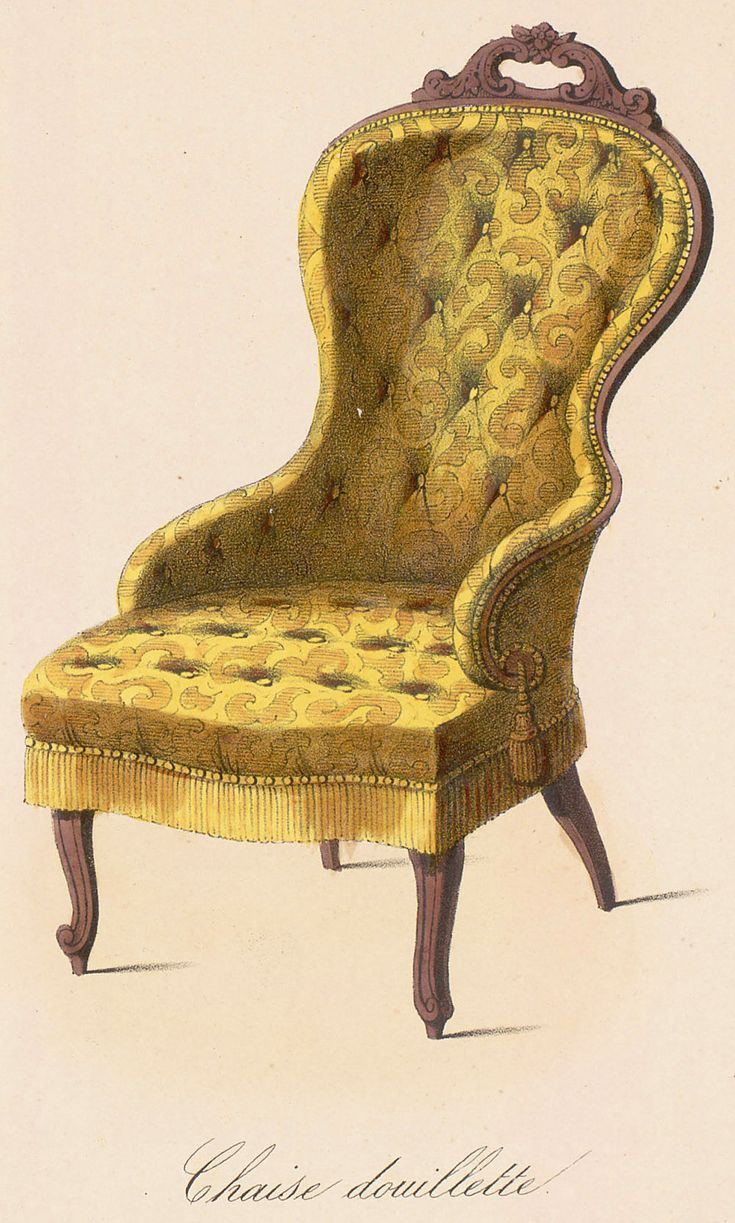 Rococo furniture sketch - Http Www Sil Si Edu Digitalcollections Art Rococo Furniturevintage