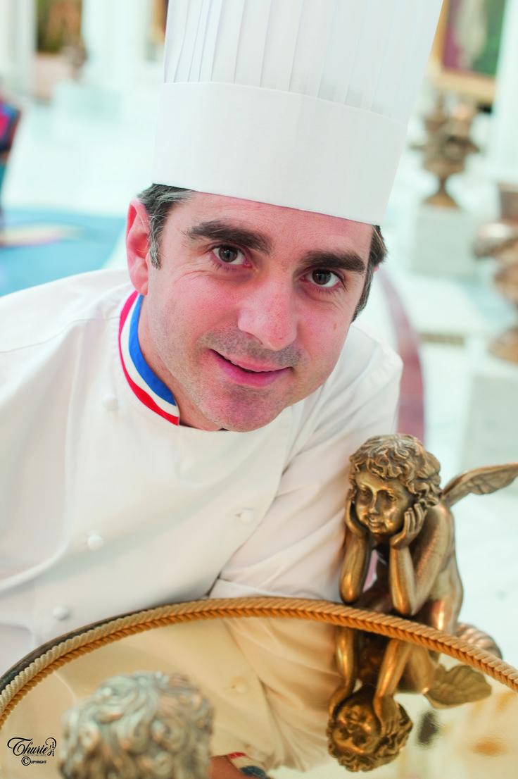 Jean Denis Rieubland Thuriès Gastronomie Magazine n°240 de Juin 2012