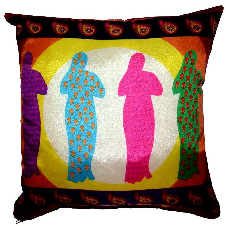 Designer decorative #Indian #pillow № gd206